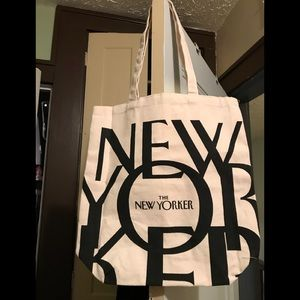 Handbags - New Yorker Canvas Tote Bag
